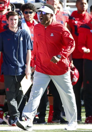 Expectations aren't really high for Kevin Sumlin's Arizona Wildcats football team in 2020.