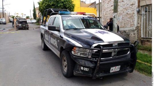 Elementos de la Secretaría de Seguridad Pública del Estado y de la Policía Municipal resguardaron el lugar de los hechos. (Foto de archivo)