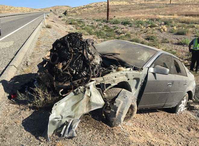 Heather Pineda of Yerington was killed Saturday in a single-vehicle accident.
