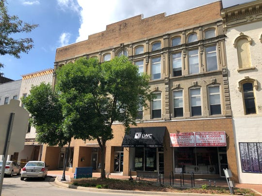 A request before the Richmond Redevelopment Commission would fund a renovation of this building in downtown Richmond to expand an arts venue inside.