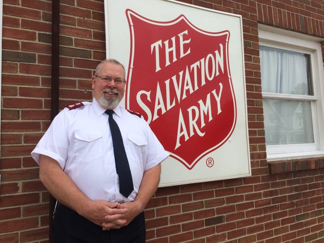 Major Cappy Moore and his wife, Major Rhonda Moore, have taken over leadership of the Salvation Army's Richmond Citadel.