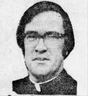 Rev. Foster Rogers, 1975