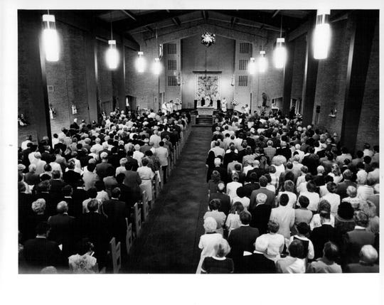 St. Louis Church, 1980