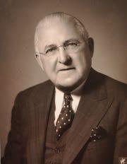 Gannett Co. Inc. founder Frank Gannett