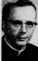Rev. Eugene Emo, 1961
