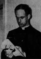 Rev. John Gormley, 1967
