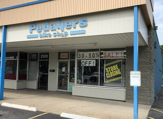 After 46 years, Pedallers Bike Shop at 2511 East Henrietta Road will close at the end of August.