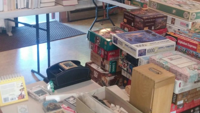 Prince of Peace Episcopal Church is hosting its annual all-parish rummage sale Aug. 16-17.