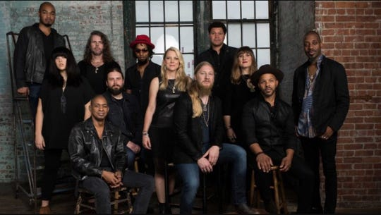 National rock act the Tedeschi Trucks Band will return to the Freeman Stage in Selbyville to play a sold-out concert Thursday, Aug. 22.