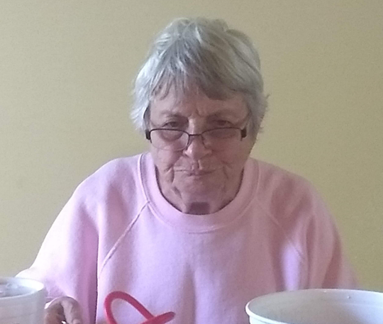 Patricia Willard, 78, was last seen in the area of 18th Street and Blauvelt Avenue, according to a social media post from police.