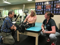 Staunton-Augusta YMCA program offers hope to people with neurological injuries