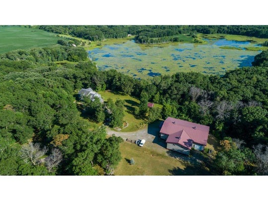 The property boasts 1,500 feet of frontage on a private cove on Bunt Lake, a small environmental lake perfect for kayaking, canoeing or paddle boating.