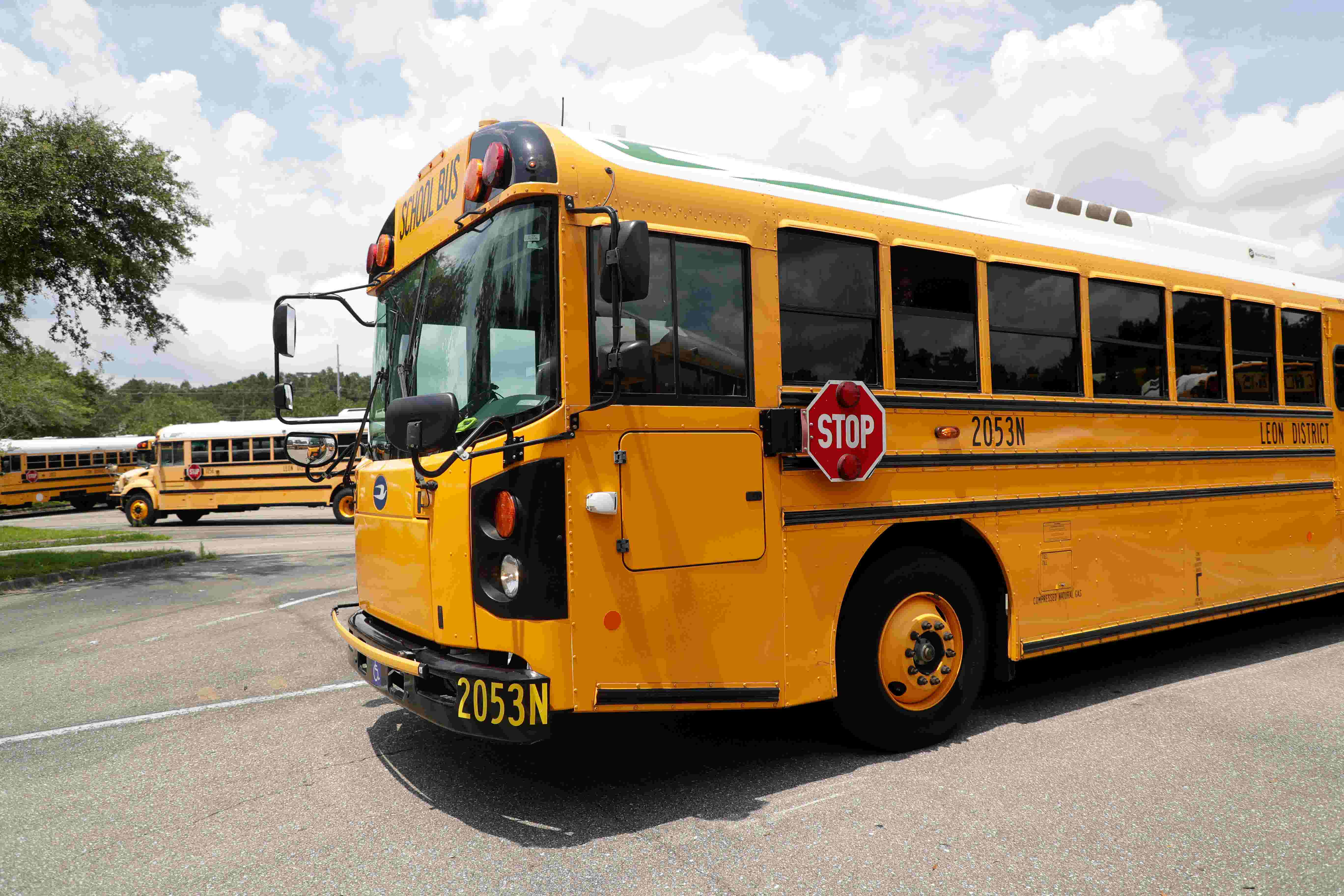 Full video: Leon Schools Supt  Rocky Hanna gives update on bus routes
