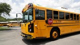 Hanna announced immediate changes to the district's bus services.