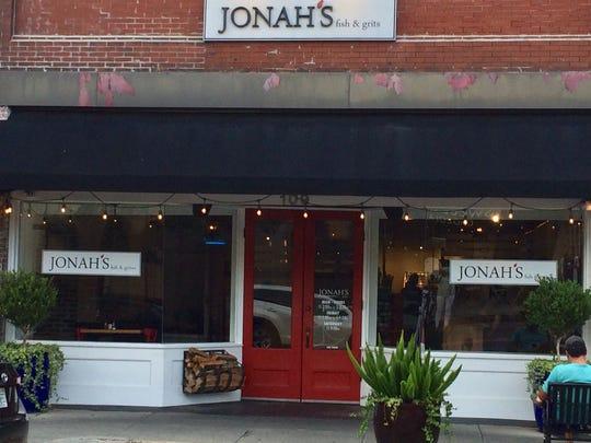 Jonah's, at 109 E. Jackson St., is still a Thomasville favorite.