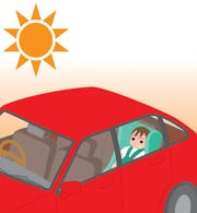 An average of 38 children die each year in the United States from heat-related deaths inside vehicles and the numbers are increasing.