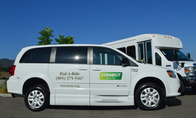 Thousand Oaks Transit has launched a new free servicethat reminds Dial-A-Ride passengers of scheduled trips.