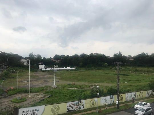 Memorial Field, Aug. 13, 2019