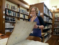 Librarian pieces together local history clues for bigger picture on the past