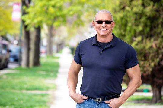 "Host ​Robert Irvine​, as seen on ""Restaurant: Impossible."""