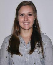 Brooke Sommerfeldt, University of Minnesota Bee Squad member.