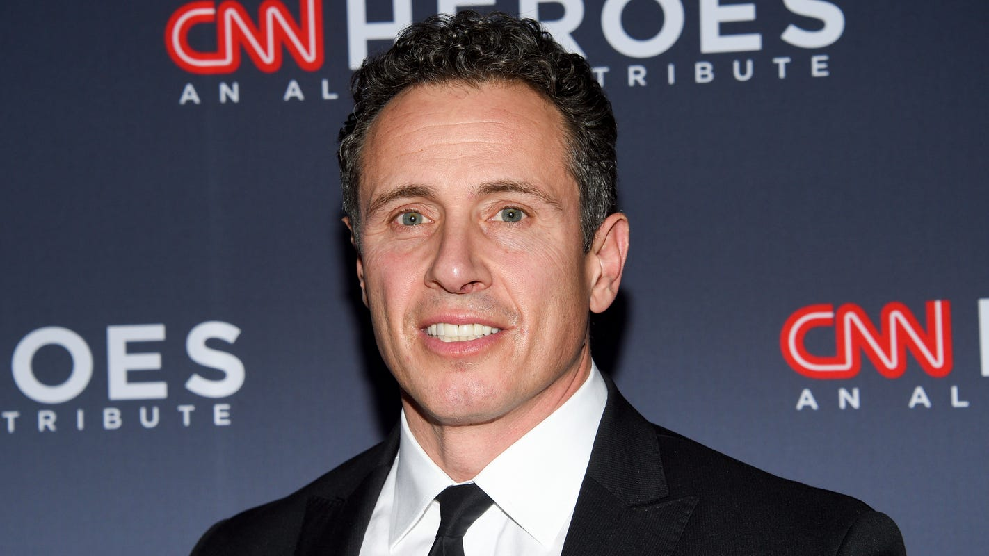 CNN stands by anchor Chris Cuomo after NSFW exchange with a heckler who called him 'Fredo'