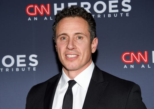 In this Dec. 9, 2018 file photo, CNN anchor Chris Cuomo attends the 12th annual CNN Heroes: An All-Star Tribute in New York.