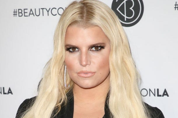 "Jessica Simpson said she won't watch the Spears' documentary because she ""lived it."""