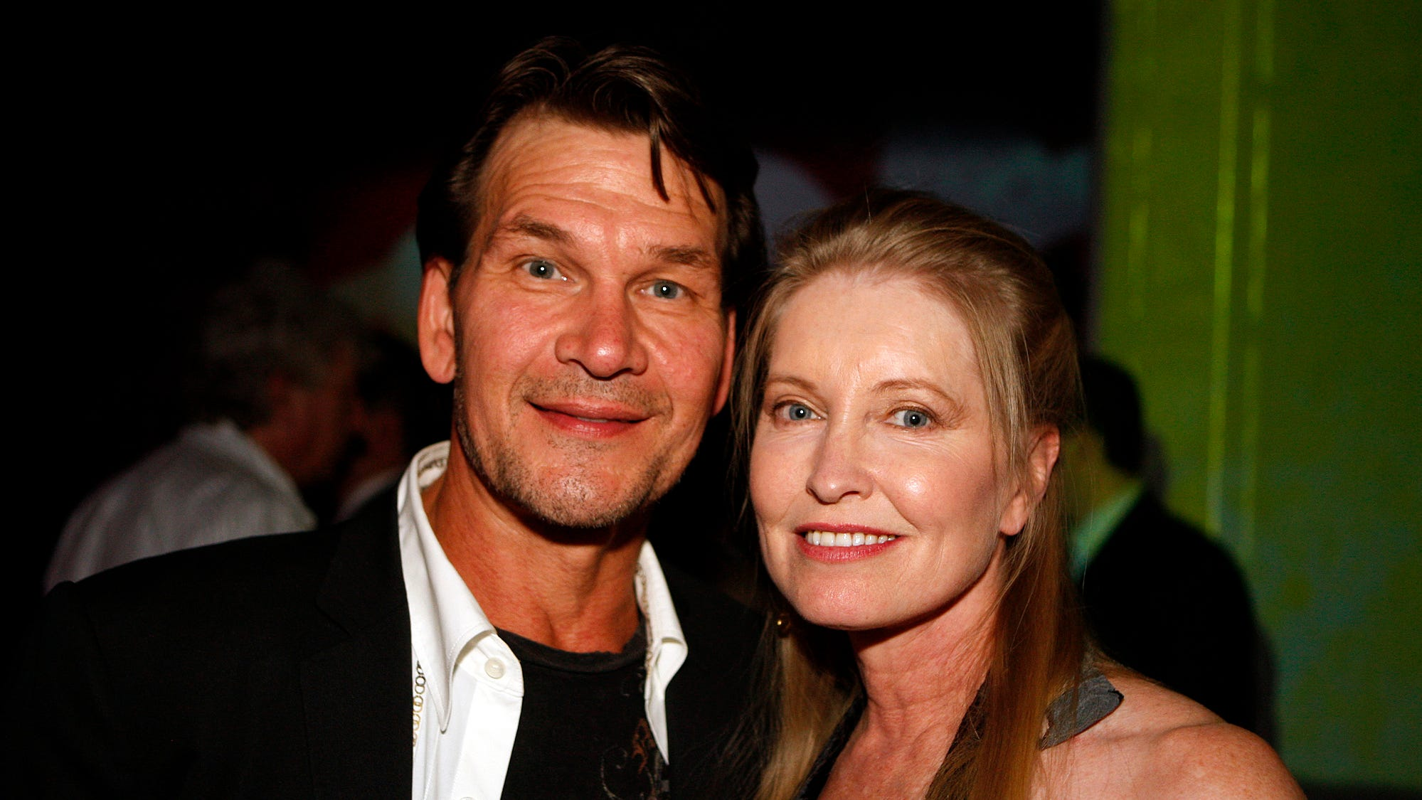Patrick swayze widow dating cassie puff daddy dating