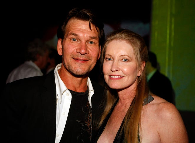 "Patrick Swayze is remembered by friends and family, including widow Lisa Niemi, in new documentary ""I Am Patrick Swayze."""