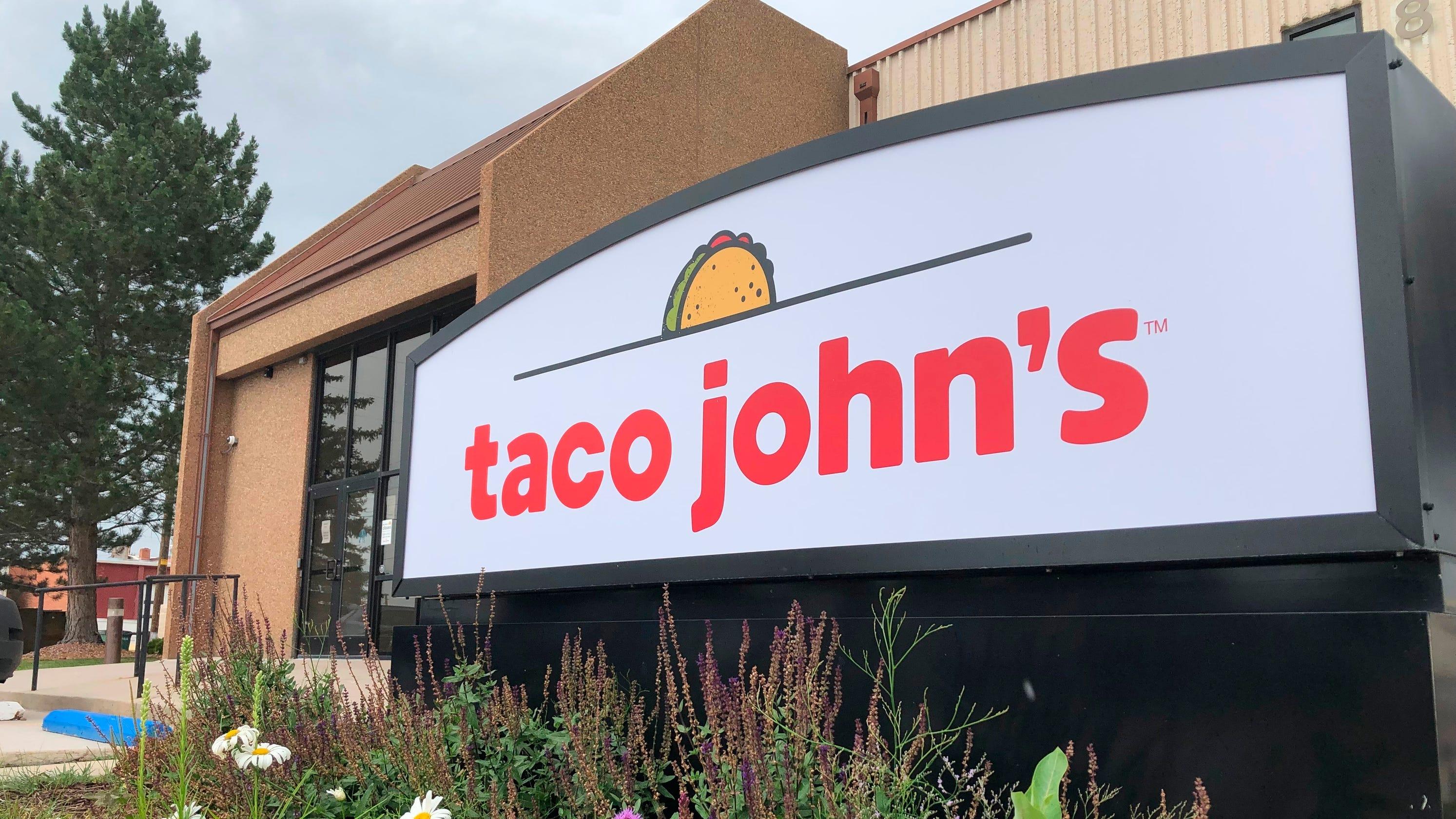 Taco Tuesday': Taco John's trademarking tiff with Wyoming