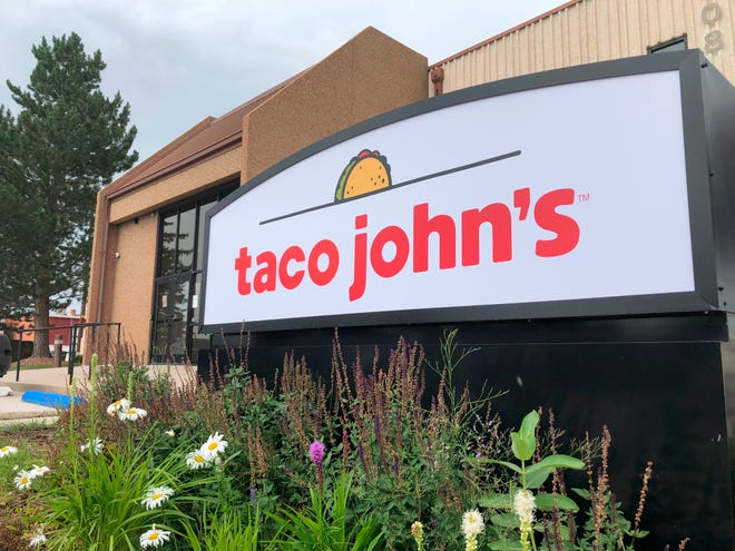 """Taco John's recently sent Freedom's Edge Brewing Co. in Cheyenne, Wyoming, a cease-and-desist letter for using """"Taco Tuesday"""" to advertise the taco truck parked outside on Tuesdays. Taco John's has owned the trademark to """"Taco Tuesday"""" since 1989 and calls the term part of its """"DNA."""" Some say the term has become so common that Taco John's can't legitimately continue to claim it."""