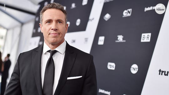 "CNN anchor Chris Cuomo got into a heated exchange with a heckler after being called ""Fredo."""