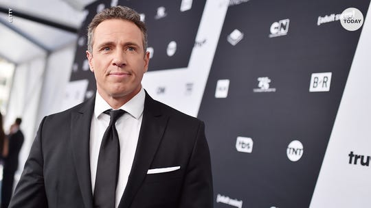 Chris Cuomo's 'nuts,' Curt Schilling's a 'patriot' and more from Trump's day on Twitter