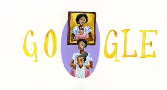 """Arantza Peña Popo from Georgia won for her Doodle titled """"Once You Get It, Give It Back."""""""
