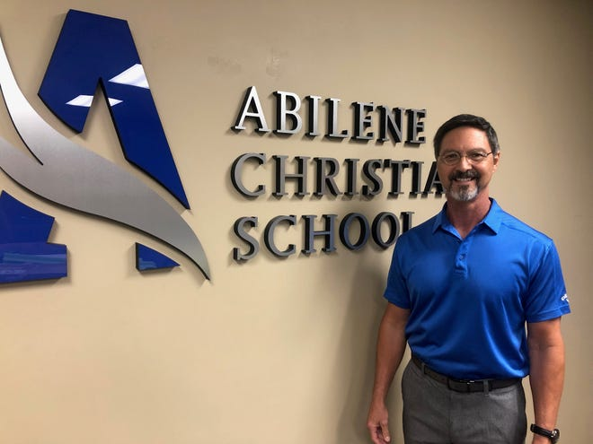 Jay Cheatham has switched his color allegiances from Cooper High School's red and blue to Abilene Christian School's blue and silver. He'll teach secondary math this school year after 32 years teaching in Abilene ISD.