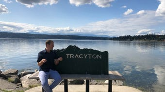 Tracyton's history in Kitsap dates back to the 19th century, and today, it's a quiet hamlet that's got a big weekend coming up.