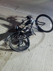 A 51-year-old man riding a motorized bicycle was struck by a vehicle on Highway 361 on July 13, 2019, in Aransas Pass.