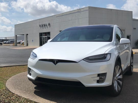Tesla has opened a location in Corpus Christi at 3605 S. Padre Island Dr.