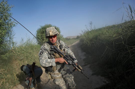 After enlisting in the Army, Cincinnati native John Paszterko fought in the Iraqi invasion, graduated from West Point and Ranger School, and deployed with the 101st Airborne Division to Kandahar, Afghanistan where he was an Infantry Platoon Leader.