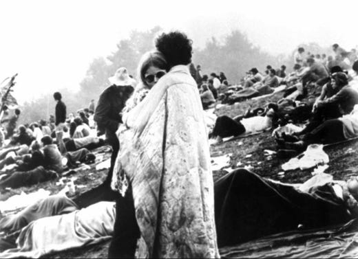 Today in History, August 15, 1969: Iconic 1960s Woodstock concert opened in New York