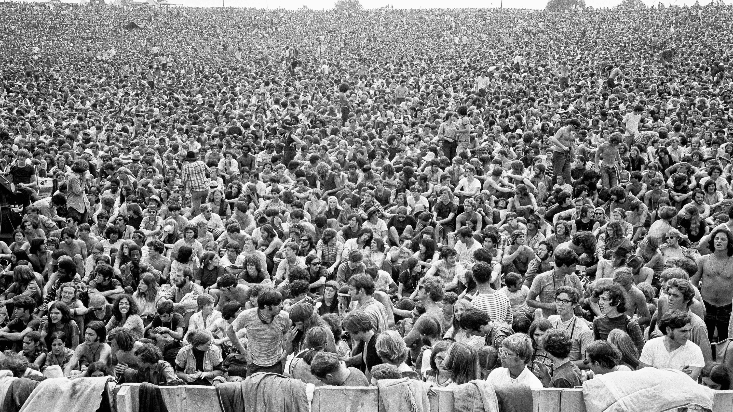 Today in History, August 15, 1969: Iconic 1960s Woodstock