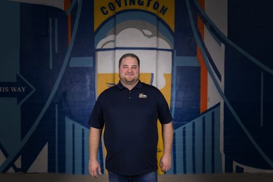 Jake Rouse, Braxton Brewing CEO and co-founder