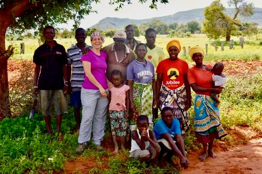 The current project Von Hagen is working on is Elephants and Sustainable Agriculture in Kenya.