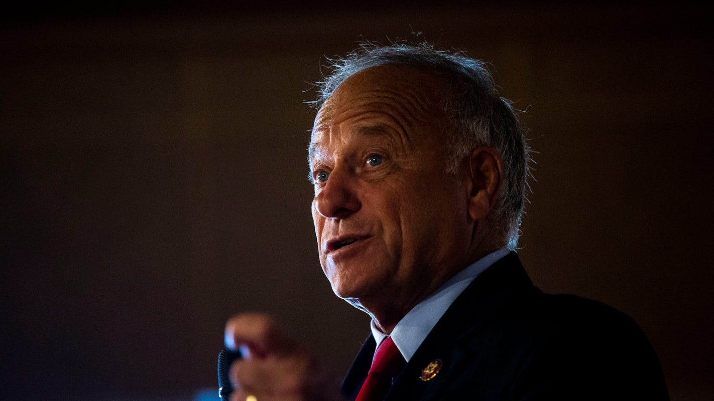 U.S. Rep. Steve King: If not for rape and incest, 'would there be any population left?'
