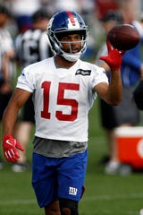New York Giants wide receiver Golden Tate had the appeal of his four-game suspension for a violation of the NFL's policy on performance enhancers turned down.