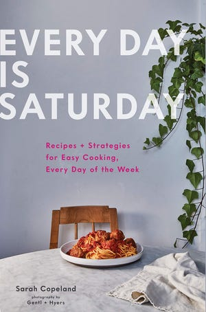 "Cover of ""Every Day Is Saturday"" by Sarah Copeland."