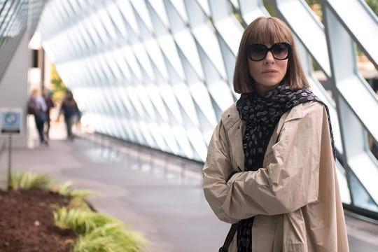 """Cate Blanchett in """"Where'd You Go, Bernadette?"""""""