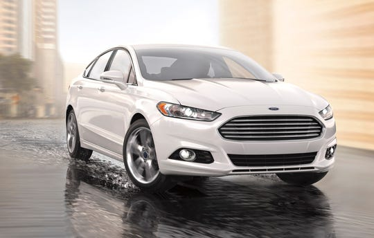 Ford is recalling over 108,000 Ford Fusions and Lincoln MKZs in North America to fix a problem with the seat belts.