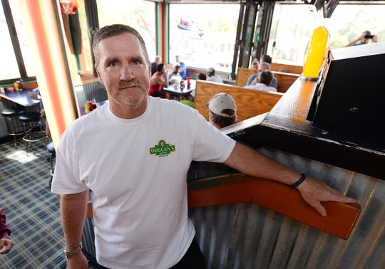 "Duggan's Irish Pub general manager Larry Payne talks about how the Woodward Dream Cruise has changed over the years. ""Everybody is trying to sell something now."""